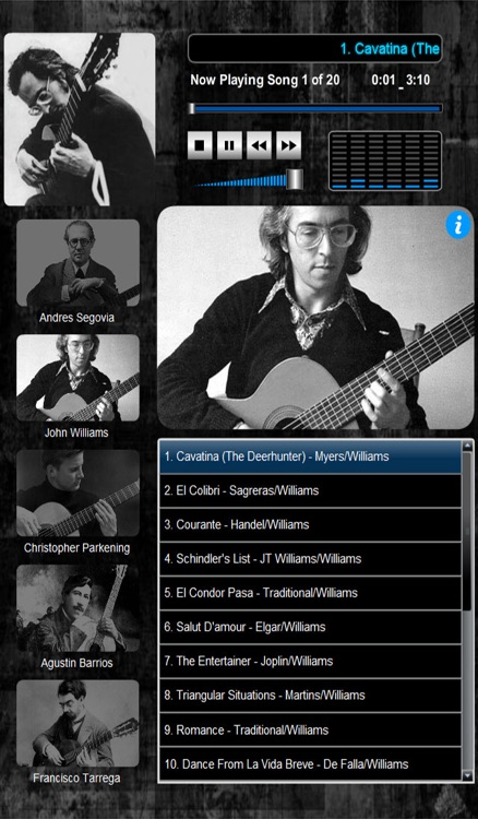 Classical Guitar Maestro (5 Master Guitarists 100 Compositions)
