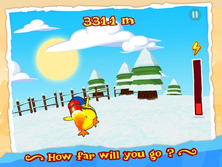 RocketBird For Kids HD screenshot-3