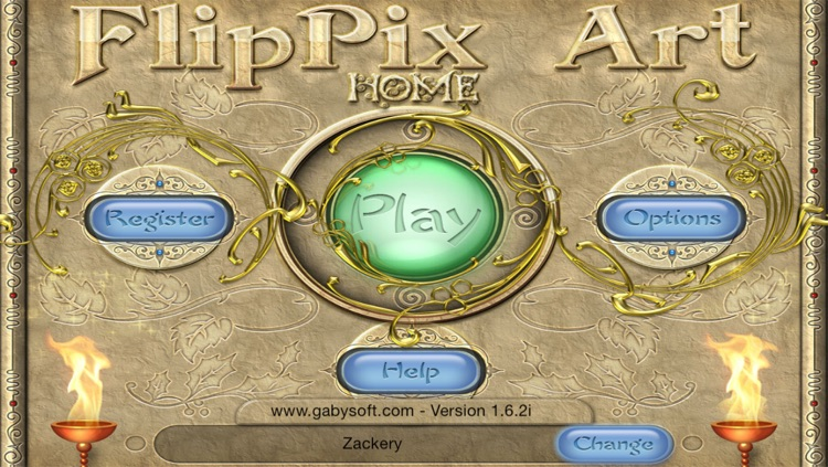 FlipPix Art - Home screenshot-0