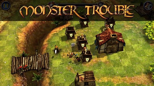 Monster Trouble Anniversary Edition Screenshot