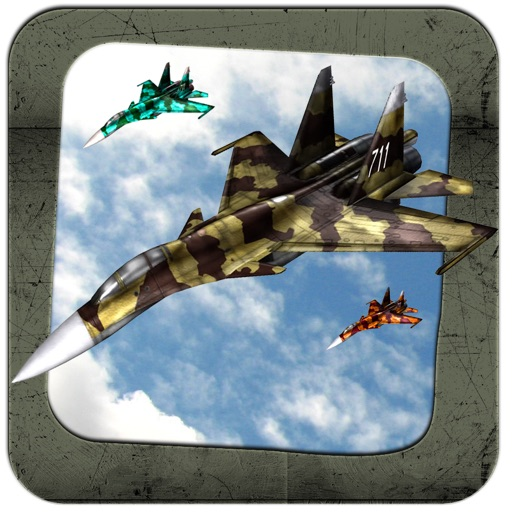 A Fighter Jet Attack Free Game