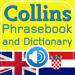 Collins English<->Croatian Phrasebook & Dictionary with Audio