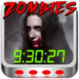 Zombie Clock - Scary Alarm Clock Free