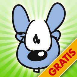 OSTERMAUS GRATIS - Lustige Oster-Comics zum Versenden als E-Card