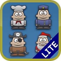 Characters Matching Game Lite