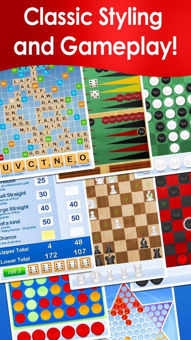 Your Move Board Games ~ play free online Chess, Checkers
