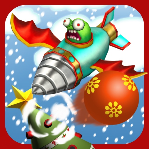 Christmas Defense for iPad Review