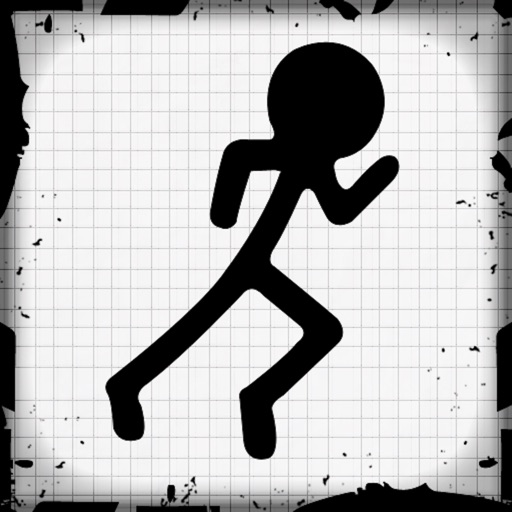 Dark Runner HD Lite icon