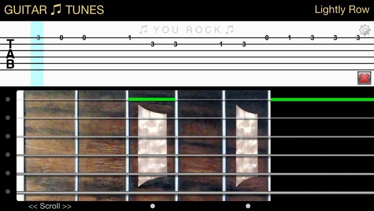 Guitar Tunes screenshot-2