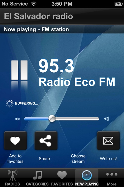El Salvador Radio Player screenshot-3