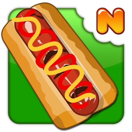 Hot Dog Stand iOS App