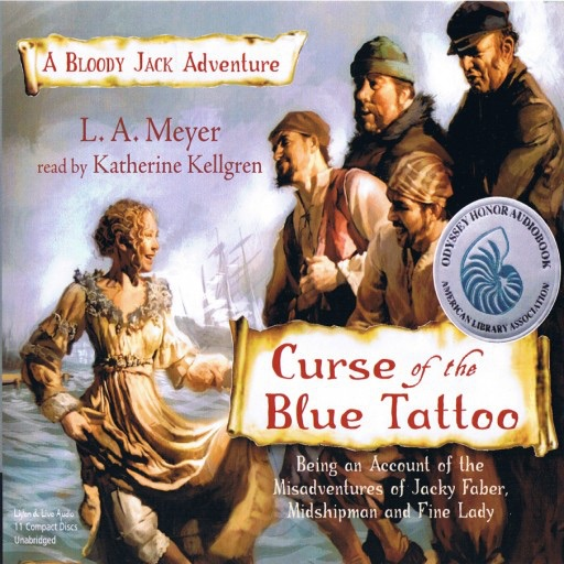 Curse of the Blue Tattoo (Audiobook)