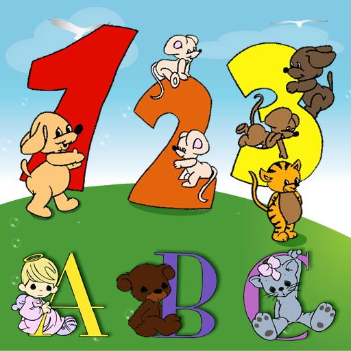 Preschool Learning: Alphabets & Numbers Lite