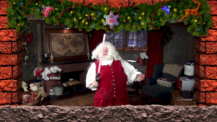 Santa Webcam screenshot-3