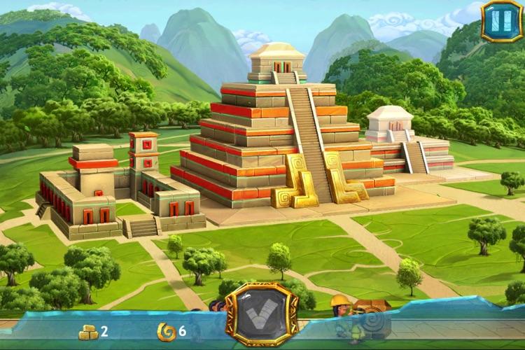 7 Wonders: Ancient Alien Makeover screenshot-4
