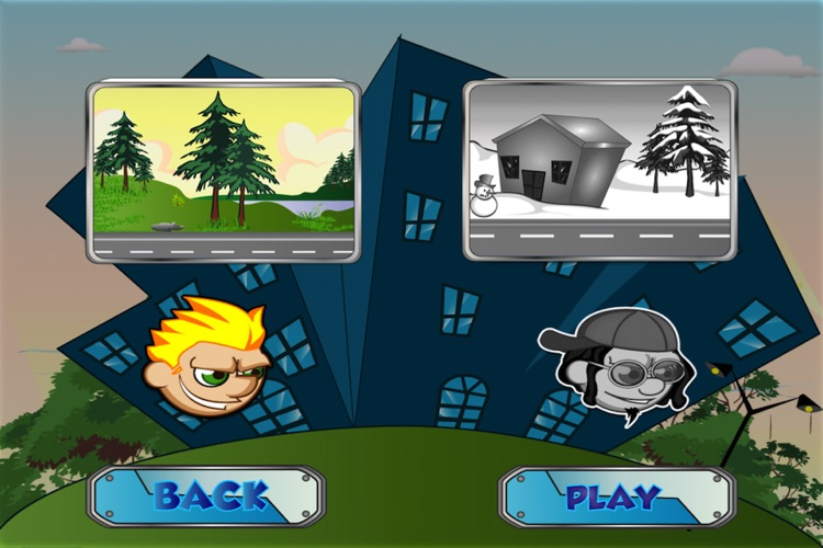 Extreme Kid Race Lite screenshot-1