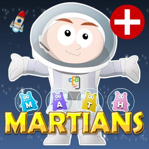 Math Martians: Addition