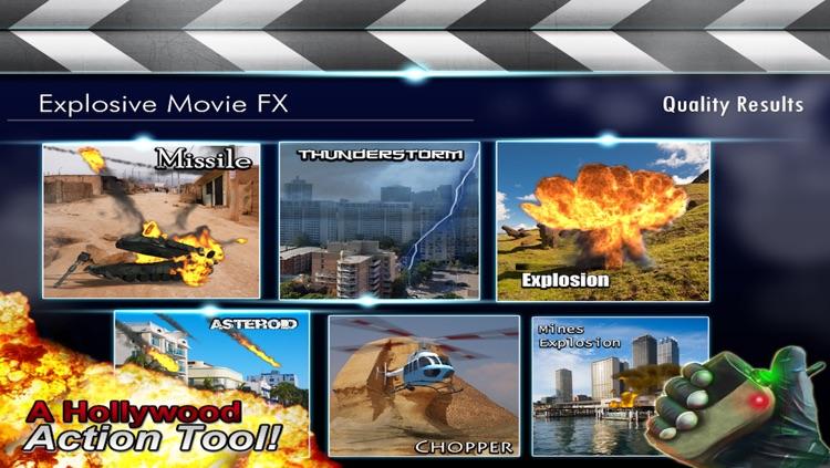 Explosive Movie Editor