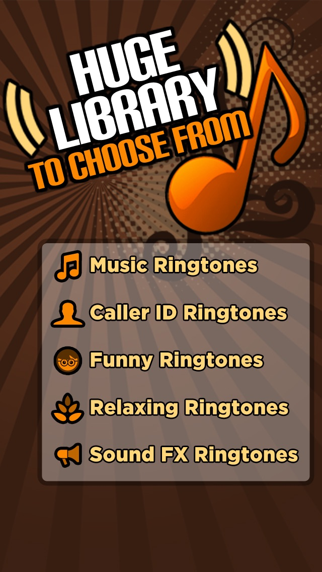 تحميل 1500 Ringtones Unlimited - Download the best iPhone Ringtones للكمبيوتر