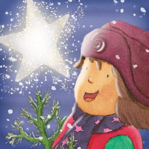劳拉的圣诞星——克劳斯 • 鲍姆加特的全球最著名的互动儿童绘本故事