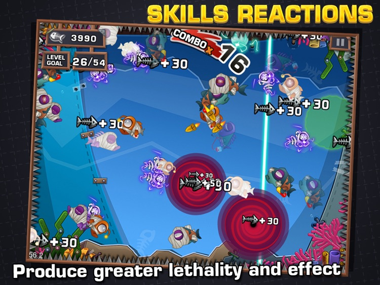 Zombie Fish War HD