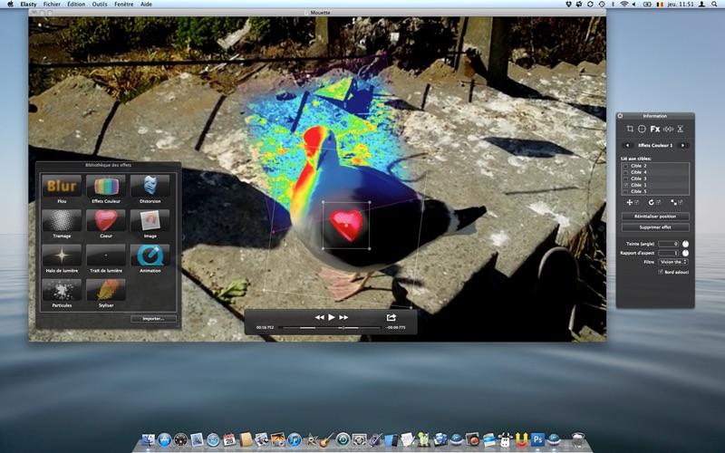 Screenshot #2 pour Elasty — La boîte à outils vidéo