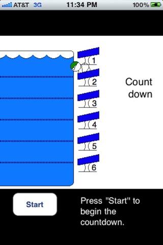 Stickman Swimming Lite-3
