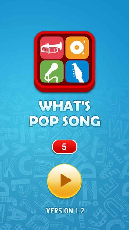 What's Pop Song - Music Quiz