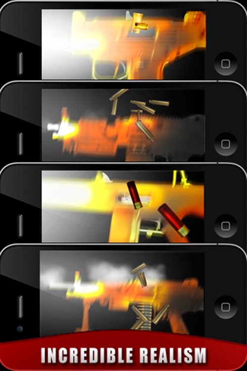 Gun Smoke 39 Guns 1 gunapp screenshot-1