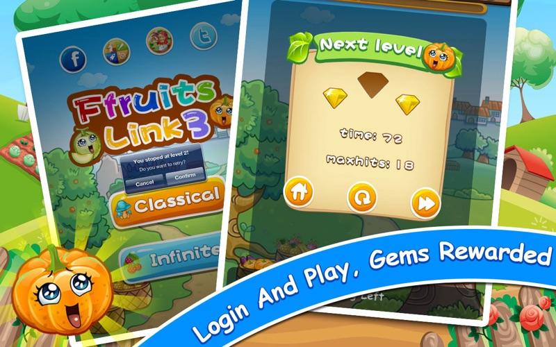 Fruits Link 3 screenshot 3