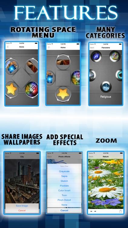 Parallax Wallpapers & Panorama Backgrounds screenshot-4