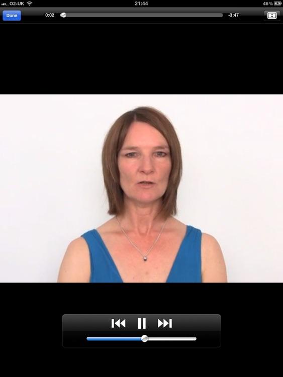 EFT Clinic iPad Version