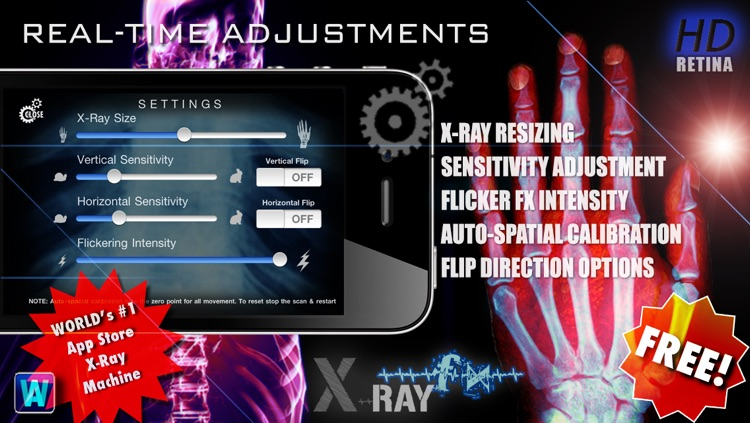 Amazing X-Ray FX ² LITE screenshot-3