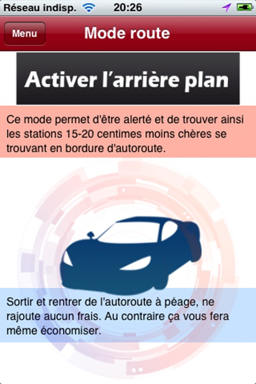 Refuel+. Avertisseur de station essence discount screenshot-4