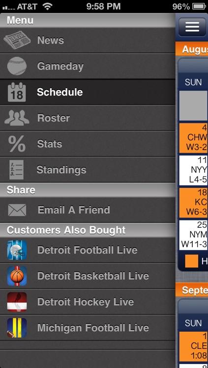 Detroit Baseball Live