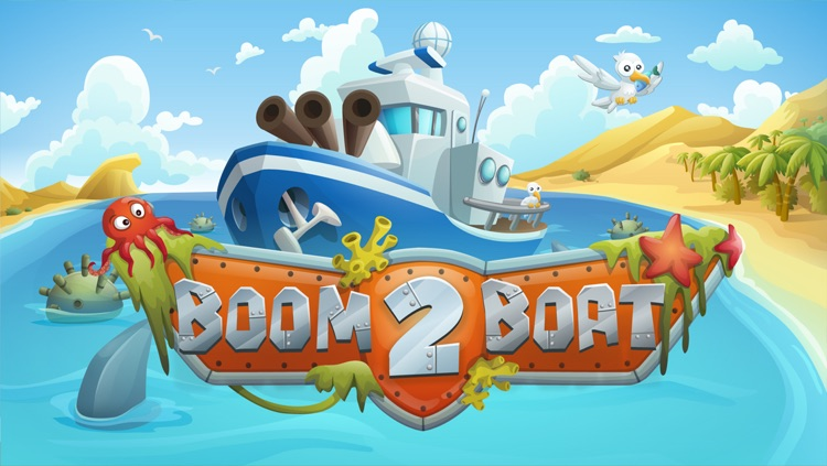Boom Boat 2 screenshot-0