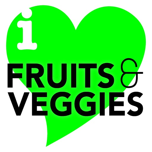 I Heart Fruits and Veggies - Fruit and Vegetable Nutrition Tracker