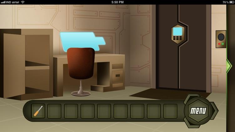 Escape - Trapped in Spaceship screenshot-3