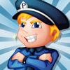 Spel voor kinderen over de politie: Leren met de politie