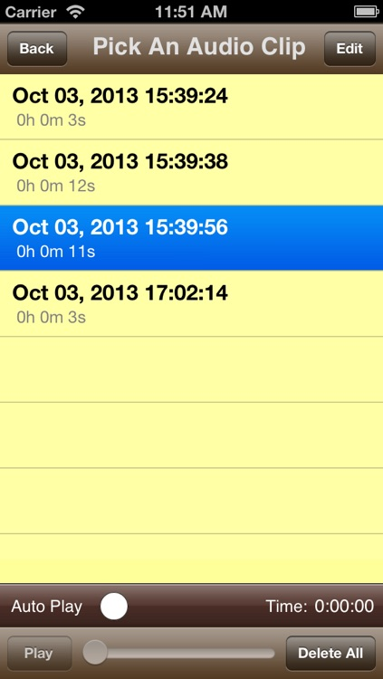 Notepad With Auto Voice Recorder And Camera screenshot-4