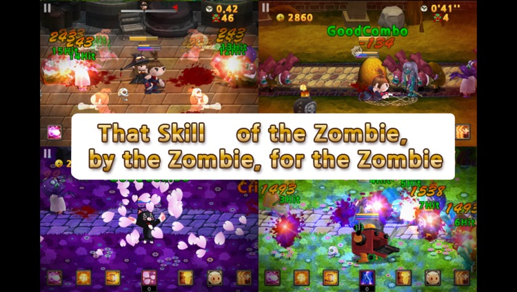 Heroes And Zombies screenshot-3