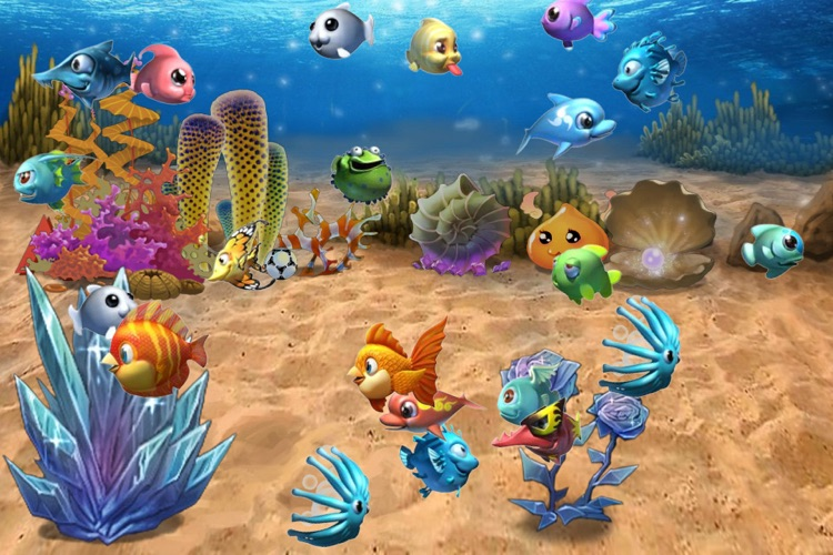 Fish Tales ™ screenshot-1