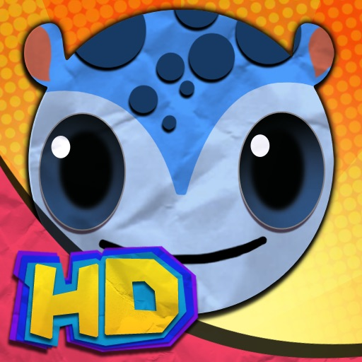 Paper Munchers HD