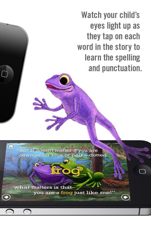 The Purple Frog screenshot-3