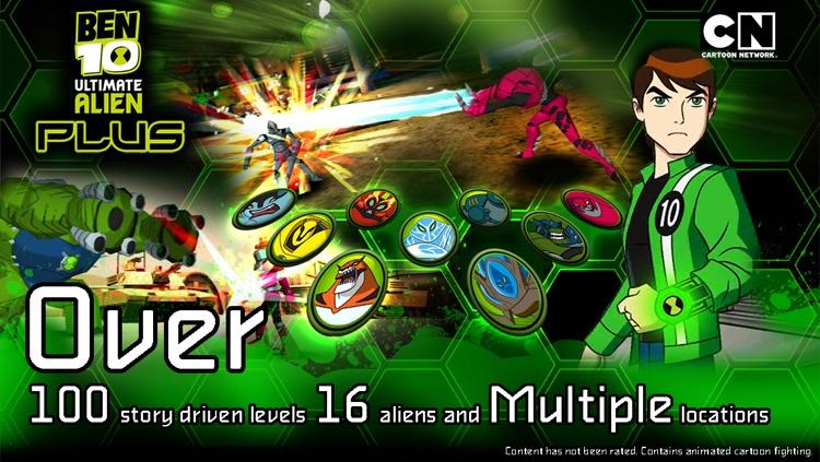 ben 10 ultimate alien game