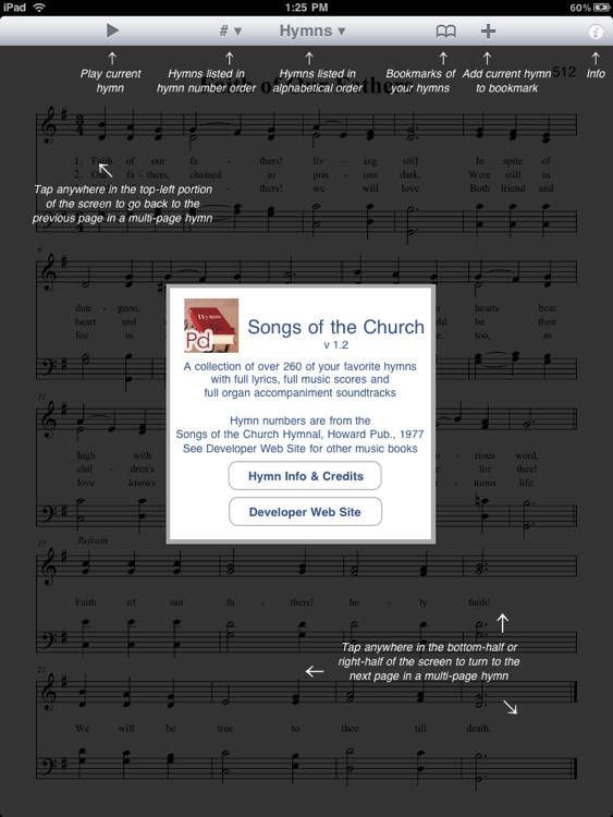 Hymnal Songs of the Church