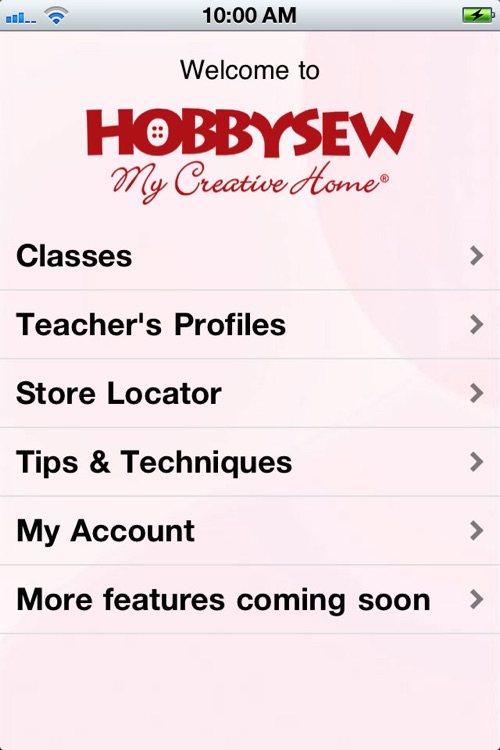 Hobbysew - My Creative Home™