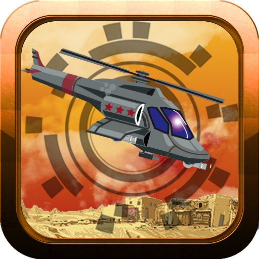 Addictive Chopper War icon