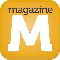 magazineM for iPhone