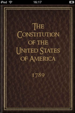 The Constitution of the United States of America screenshot-4